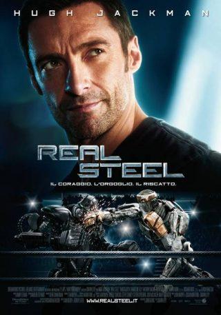 Il poster di Real Steel