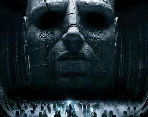 Prometheus di Ridley Scott