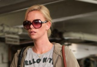 Charlize Teron in Young Adult