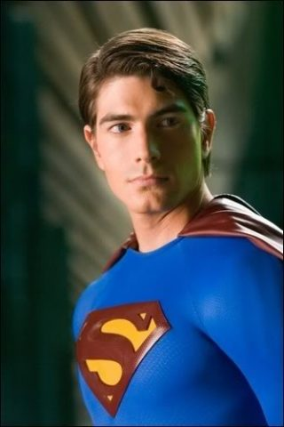 Brandon Routh in Superman