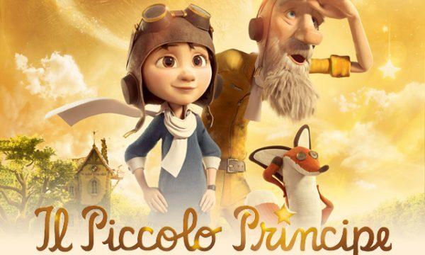 Anticipazione: Il Piccolo Principe da Gennaio al cinema