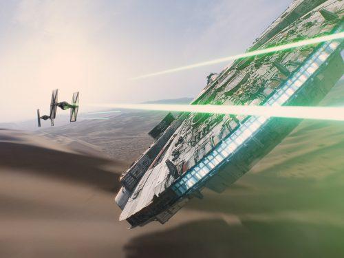 Star Wars ep. VII finalmente in Blu-Ray