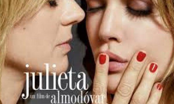 JULIETA è il nuovo film di Almodóvar