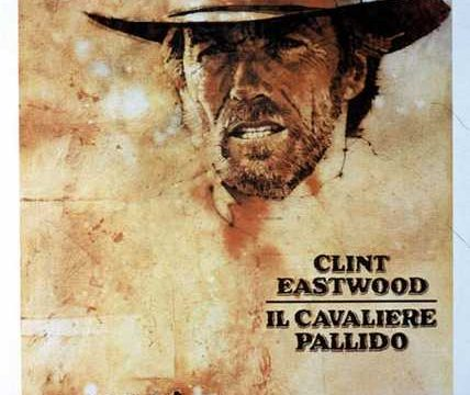 Clint Eastwood #46 Il Cavaliere Pallido