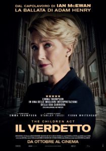 Il Verdetto – The  Children Act