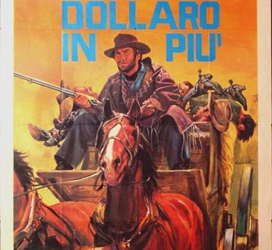 Clint Eastwood #16 Per qualche dollaro in più