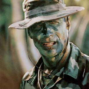 Clint Eastwood #48 Gunny
