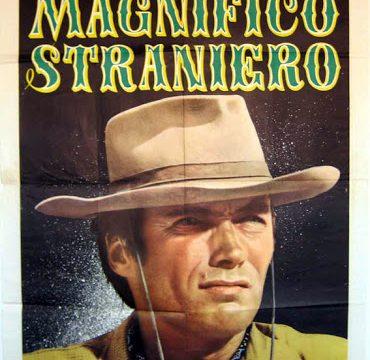 Clint Eastwood #14 Il magnifico straniero