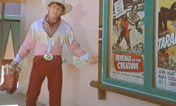 Clint Eastwood #1 Tarantola