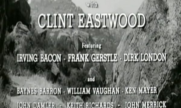 Clint Eastwood #12 L'urlo di guerra degli Apaches