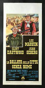 Clint Eastwood #21 La ballata della città senza nome