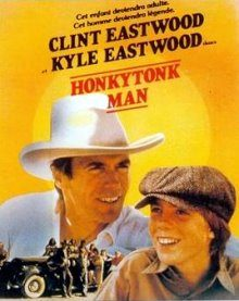 Clint Eastwood #42 Honkytonk Man