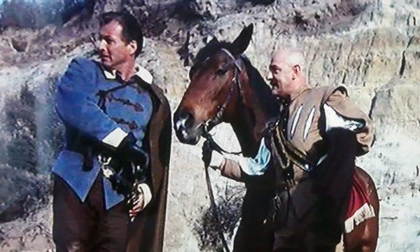 Storia del cinema italiano: Il segreto dello sparviero nero (1962)