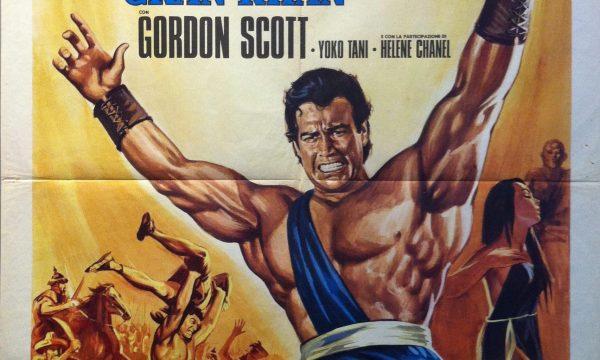Storia del cinema italiano: Maciste alla corte del Gran Khan (1961)