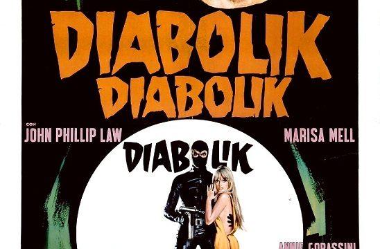 Storia del cinema italiano: DIABOLIK (1968)