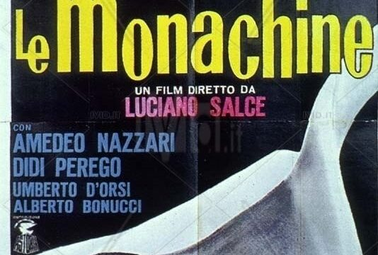 Storia del cinema italiano: LE MONACHINE (1963)