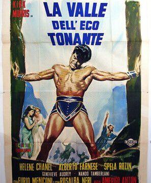 Storia del cinema italiano: La valle dell'eco tonante (1965)