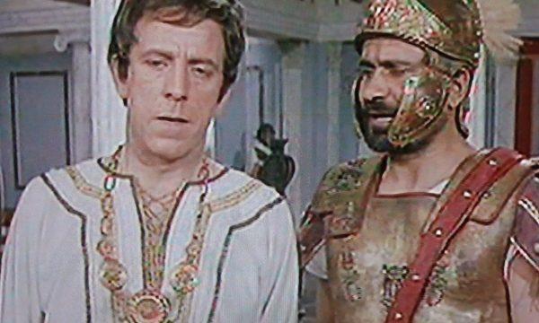 Storia del cinema italiano: Una spada per l'impero (1964)