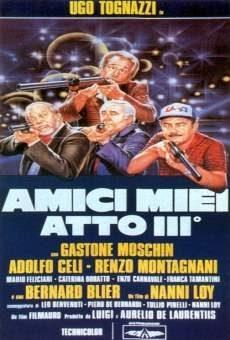 Storia del cinema italiano: Amici Miei – Atto III (1985)