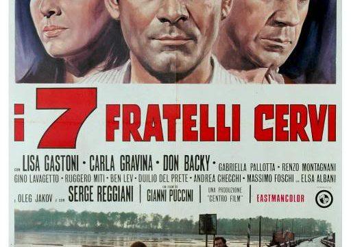 Storia del cinema italiano: I 7 fratelli Cervi (1968)